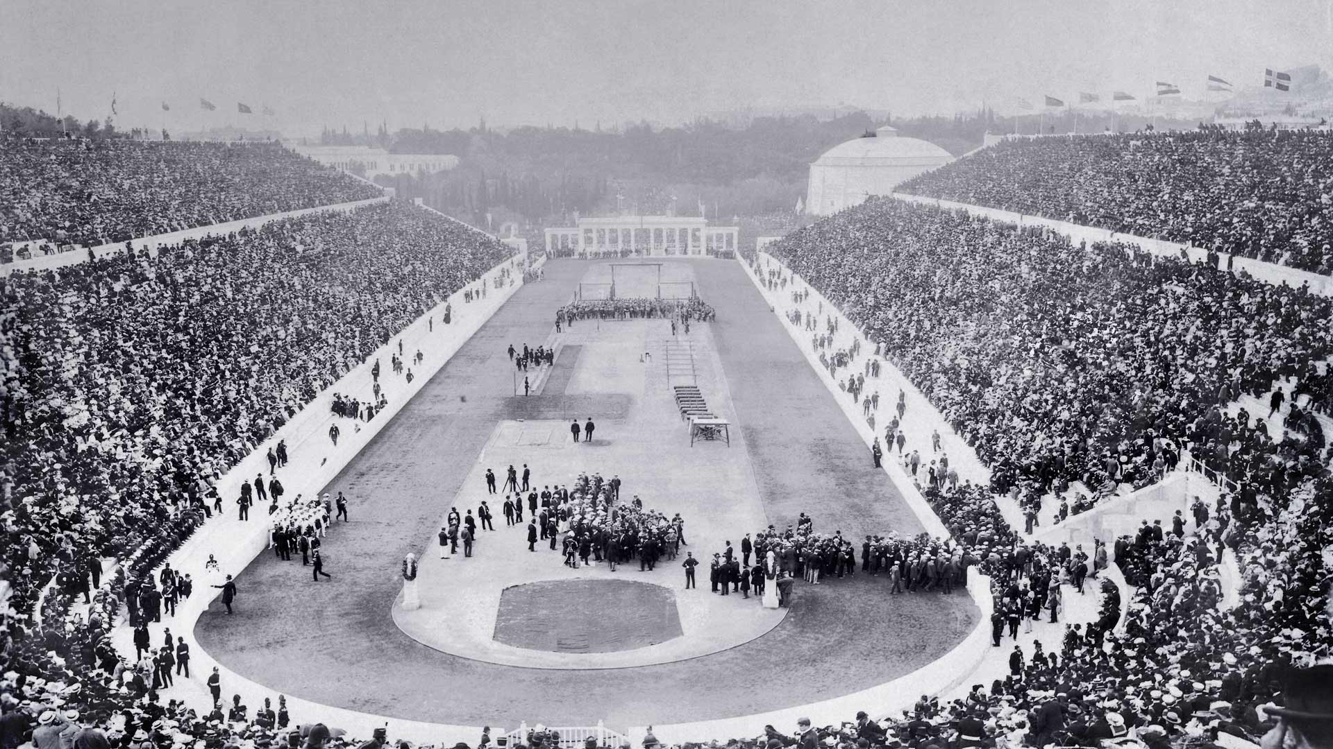 ancient olympics games The olympic games begun at olympia in greece in 776 bc the greek calendar  was based on the olympiad, the.